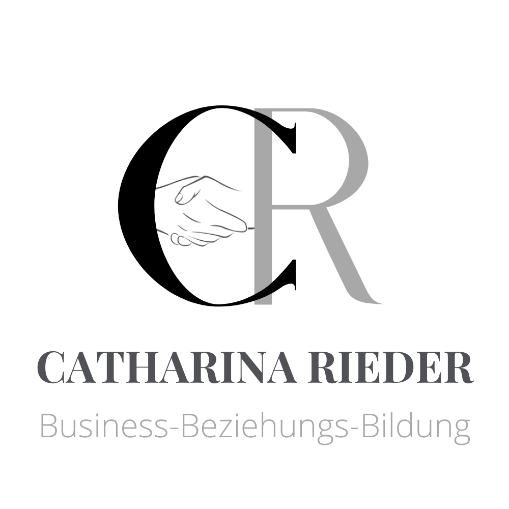 Catharina Rieder Logo mit Text